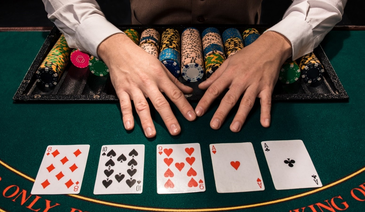 Poker terms explained